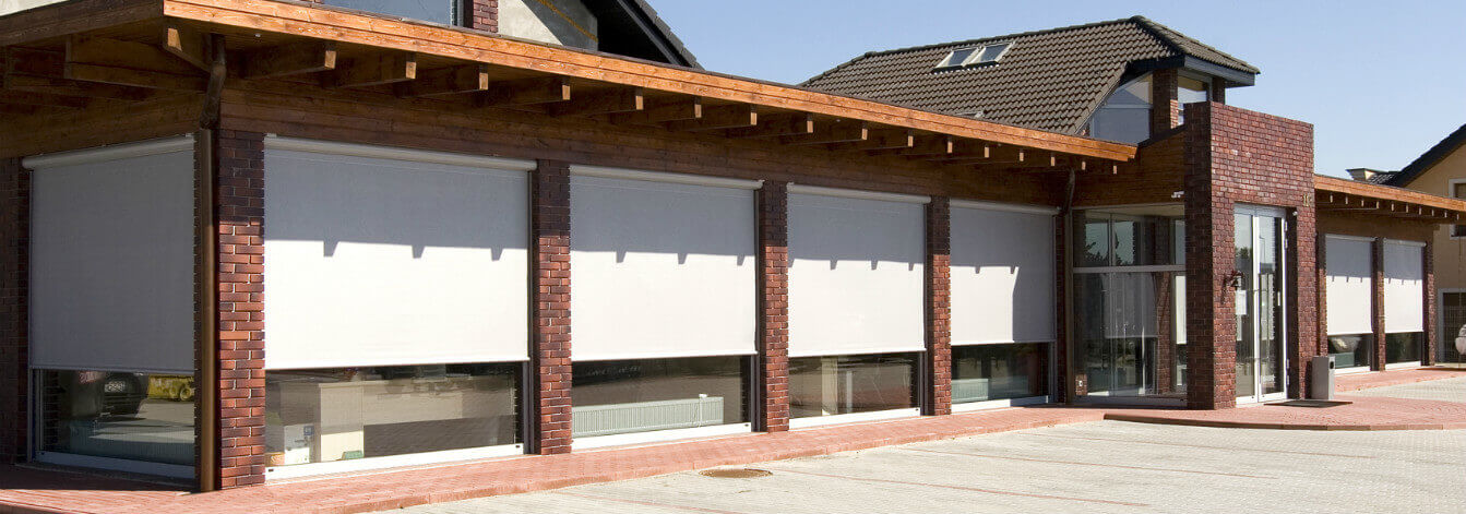 External roller blinds, Outdoor shadowing solutions