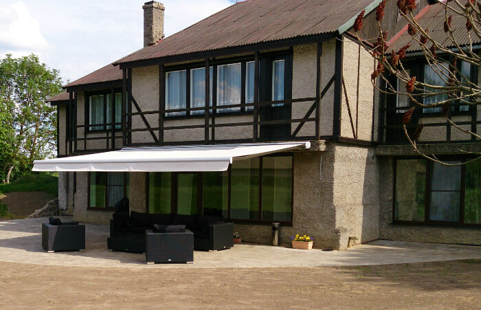 Awning, outdoor shadowing solutions