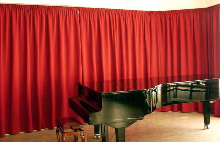 skatuves aizkari - projekts