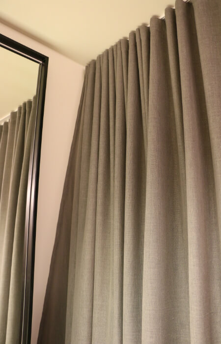 Liepaja Concert Hall Lite Curtains Project
