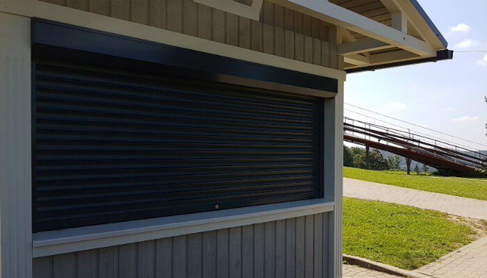 Protective blinds project | LITE