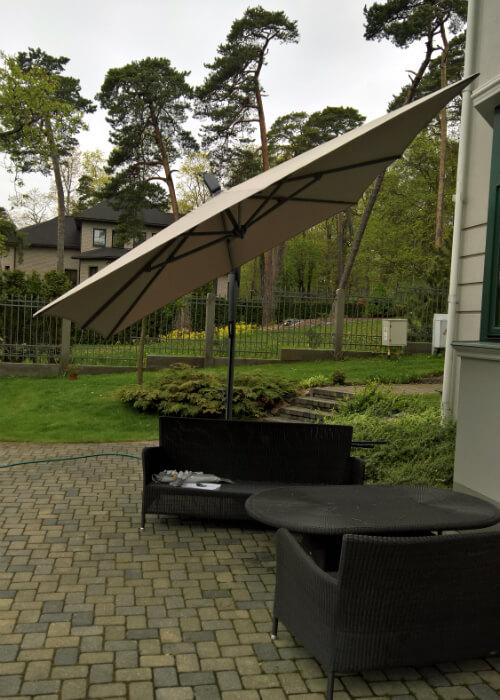 GLATZ SOMBRANO зонт от солнца