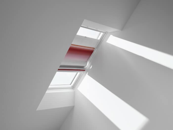 VELUX jumta logu romiešu žalūzijas