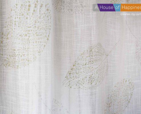 Ткани для штор от производителя A House of Happiness - GREEN LIVING 3