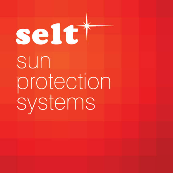 SELT sun protection systems logo