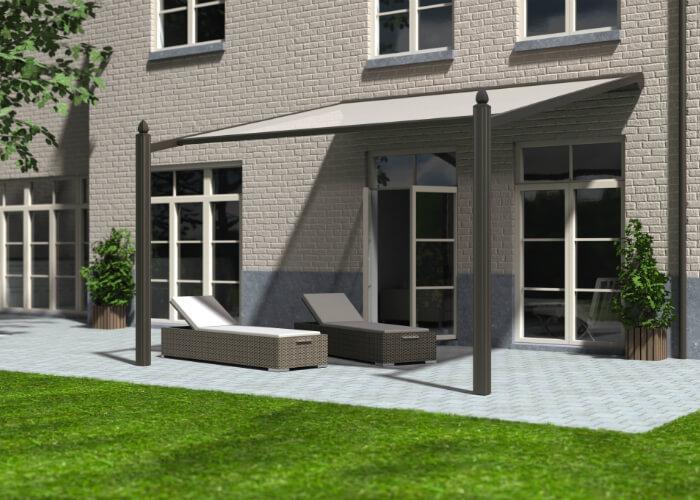 Lapure Classic nojume/ pergola (RENSON - Beļģija)